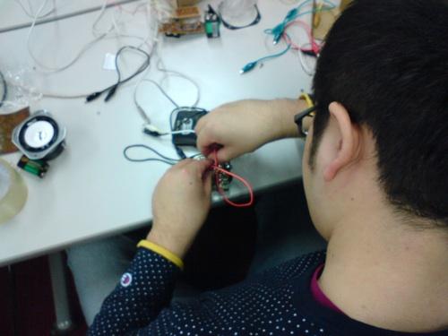 STEIM in Tokyo - Radio hacking